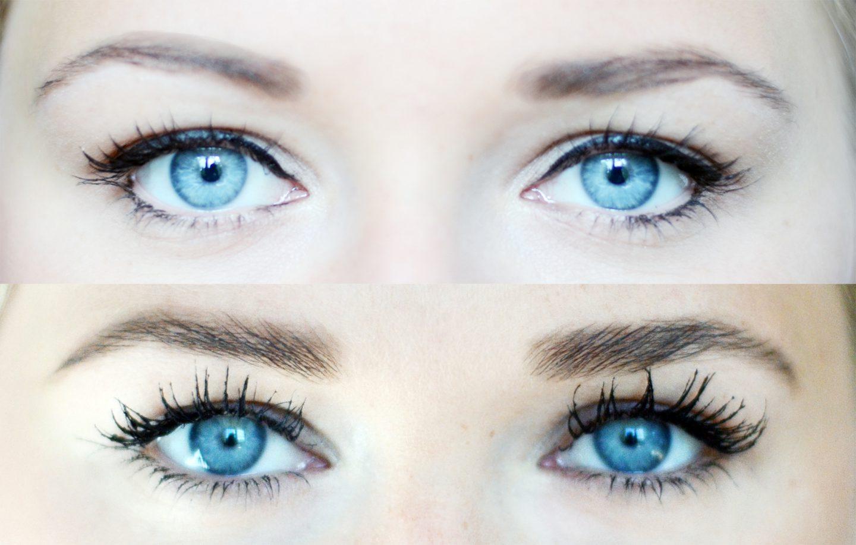 Lange Wimpern mit Wimpernserum – Meine Erfahrungen