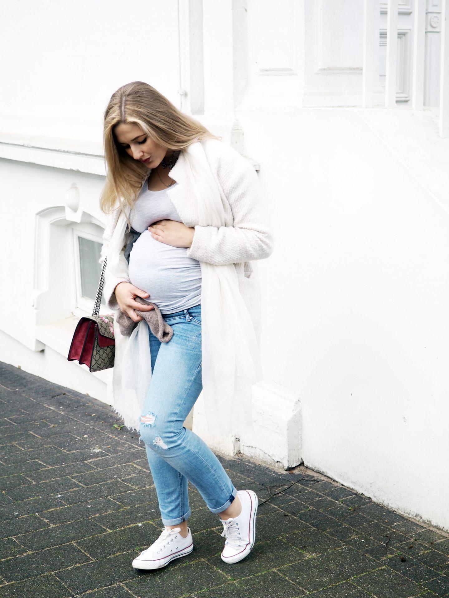 VickyLMN-Maternity-Babybauch-Frühlingsstyle