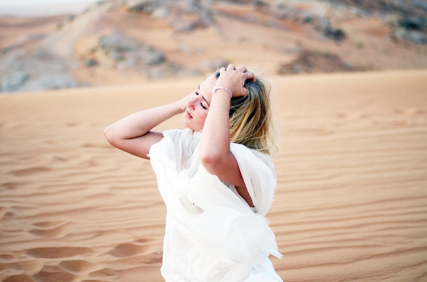 Charm Club: Thomas Sabo in Dubai Desert