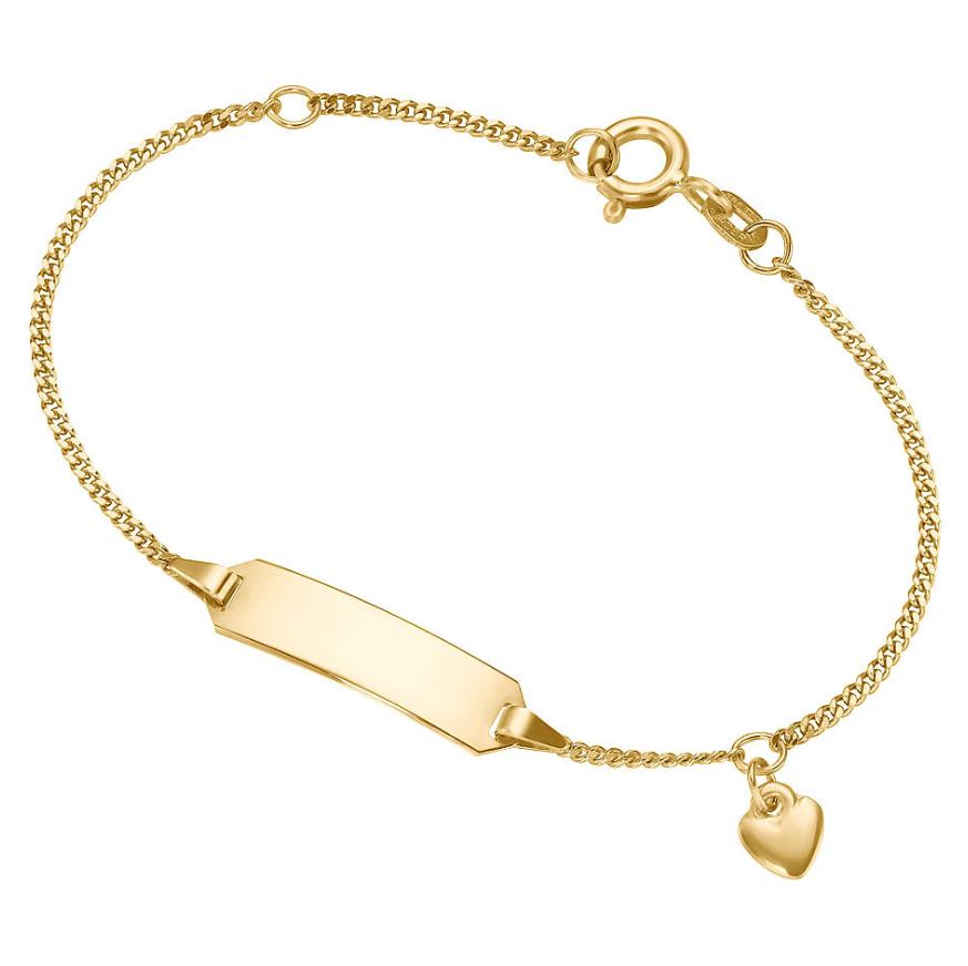 Taufgeschenk-Kind-Armband-Herz