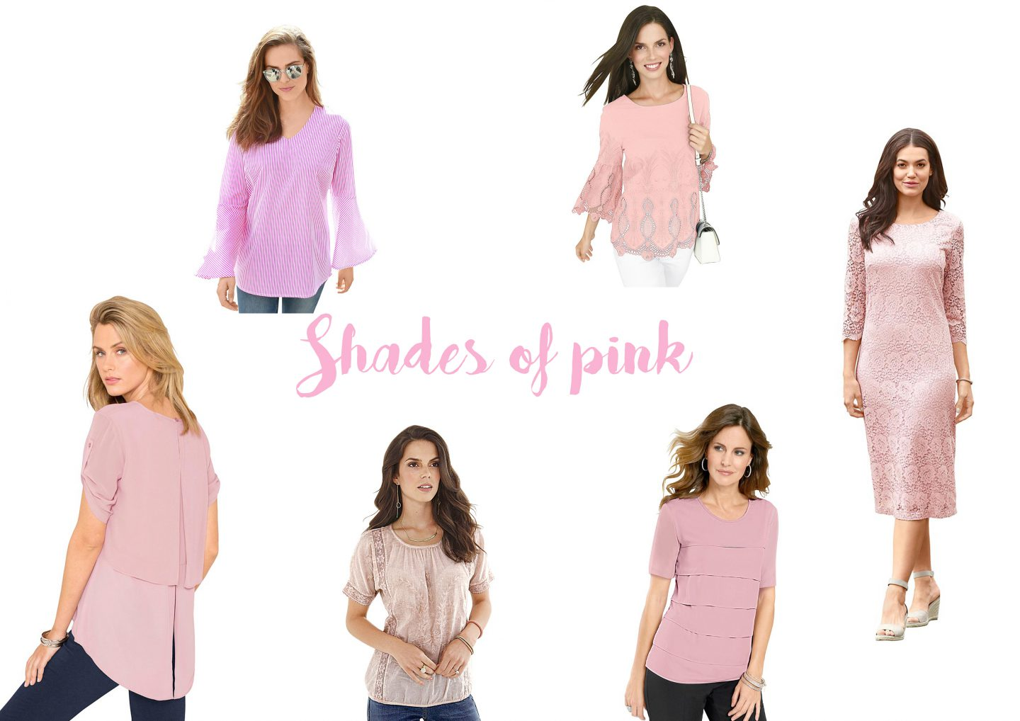 Trendfarbe – Shades of Pink