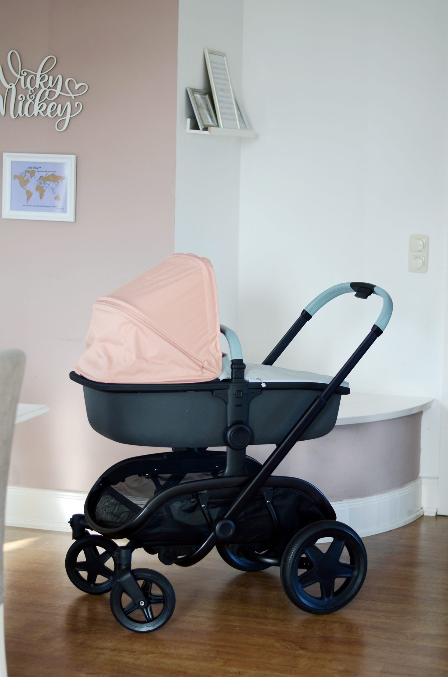 Quinny-Hubb-Geschwister-Kinderwagen
